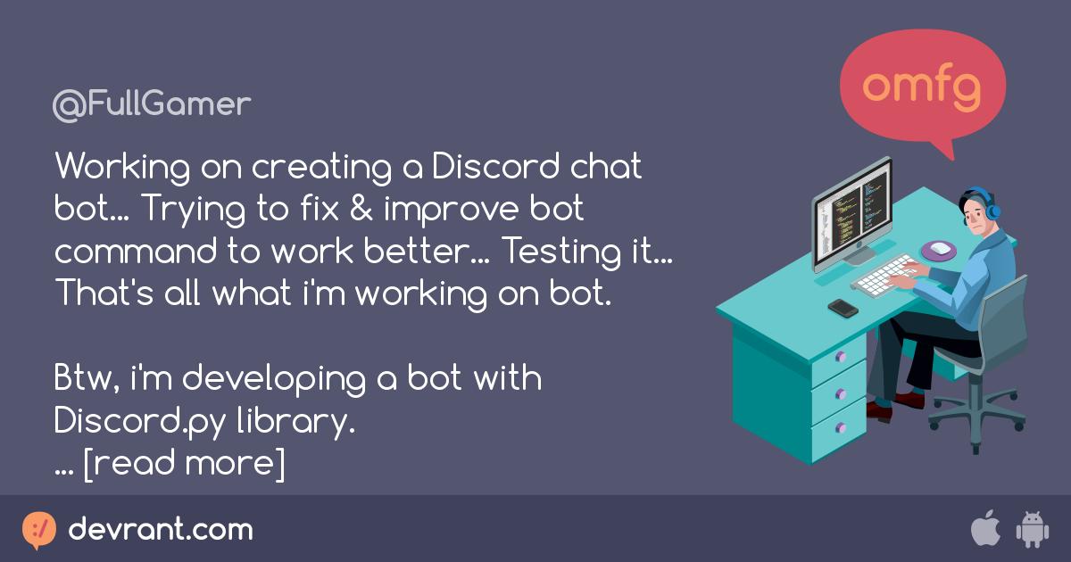 Bot Command