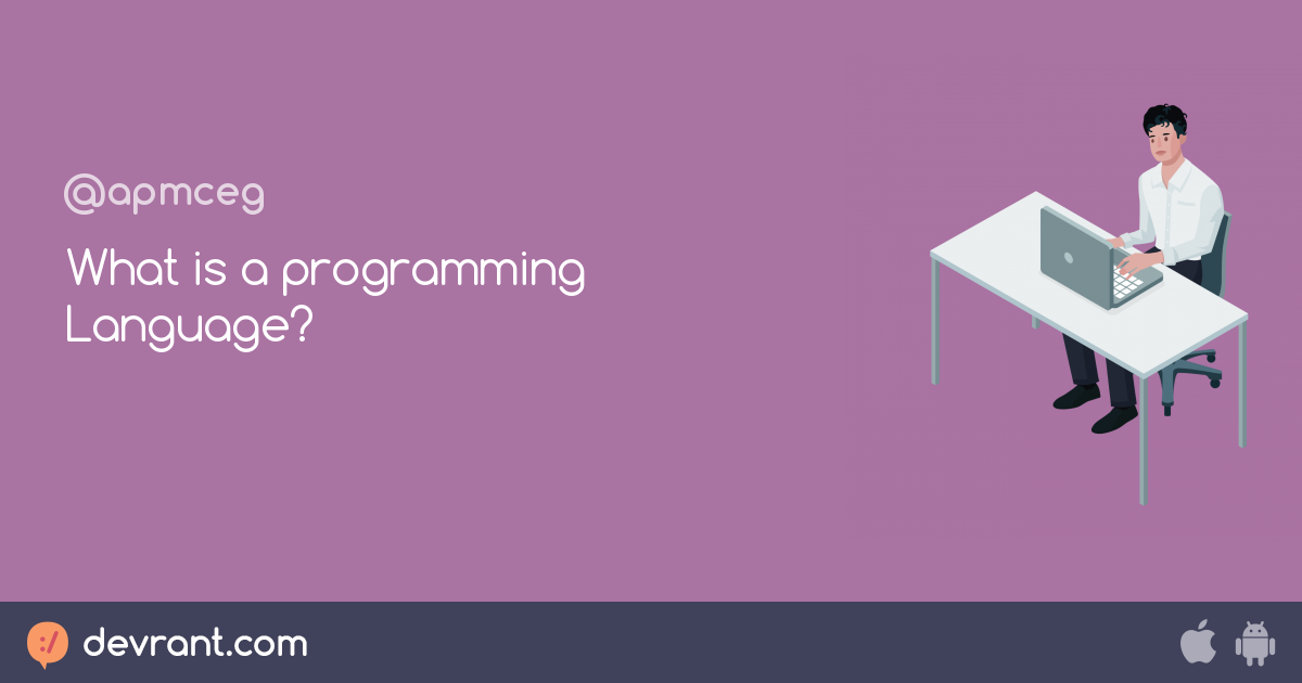 thesis about programming languages